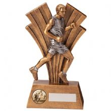 Xplode Male Running Trophy